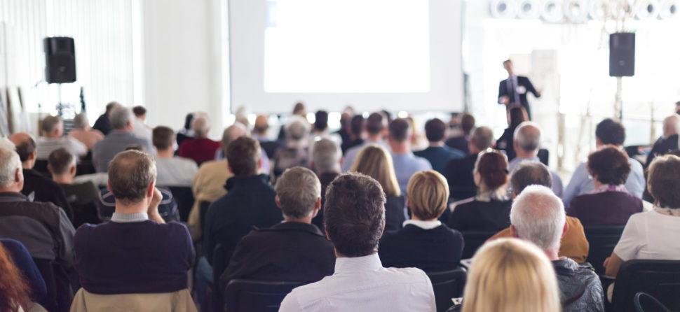 pořádání konferencí