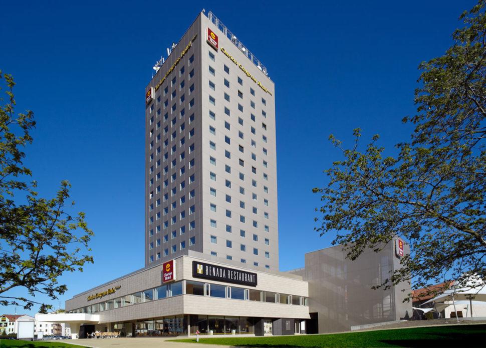 České Budějovice - Clarion Congress Hotel