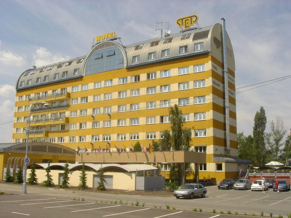 Praha - Hotel Step